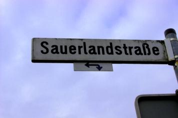 Sauerlandstraße