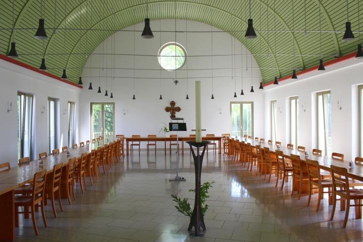 Abtei Königsmünster Refektorium