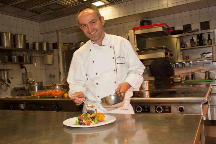 Alexander Greve Küchenchef
