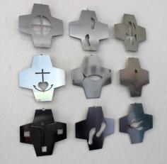 Königsmünster Kreuze