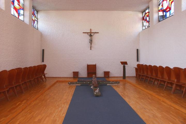 Königsmünster Versammlungsraum