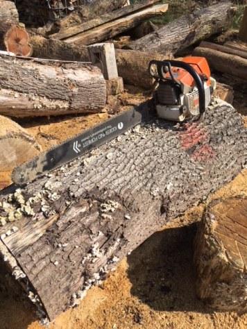 Kettensäge_Holzkunst