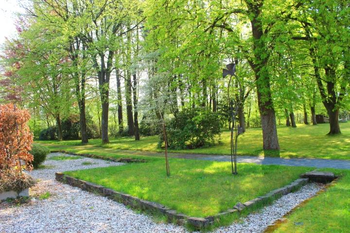 Klostergarten Königsmünster