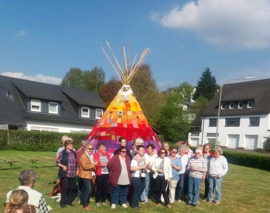 Tipi Projekt Dorfgemeinschaft