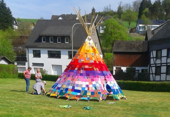 Tipi Projekt Sauerland