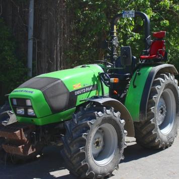 Hof Köhne Traktor