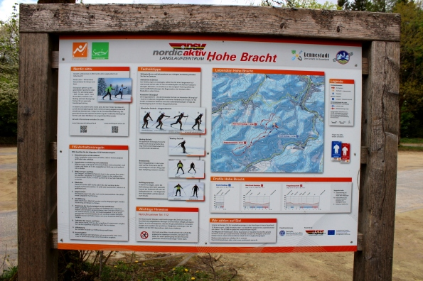Hohe Bracht Wintersport