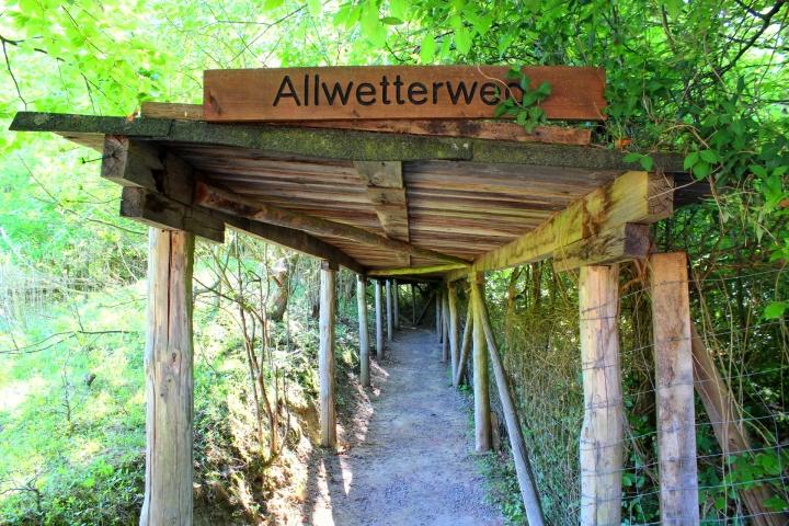 Wildwald Vosswinkel Allwetterweg