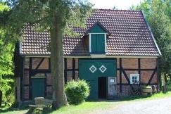 Wildwald Vosswinkel Scheune
