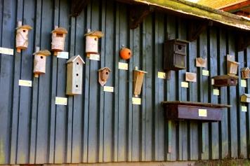 Wildwald Vosswinkel Vogelhäuser