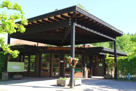 Wildwald Vosswinkel Waldeingangshaus