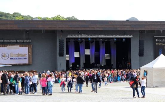 Bühne Grohe Forum Hemer