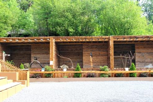Elspe Festival Greifvogelstation