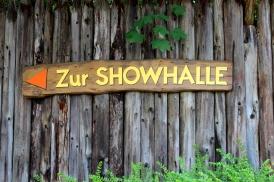 Elspe Festival Showhalle