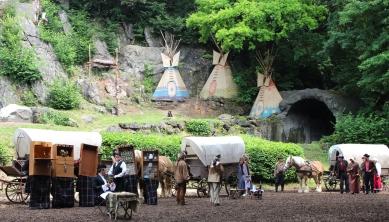Elspe Festival Szene