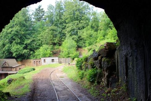 Elspe Festival Tunnel