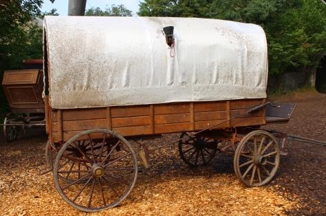 Elspe Festival Wagen