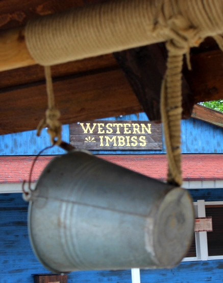 Elspe Festival Western Imbiss