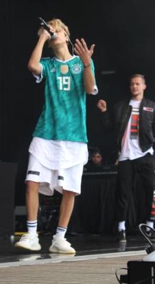 Lukas Rieger Konzert Bühne