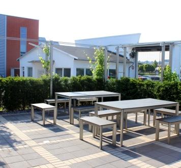 Villa Wesco Außenplätze