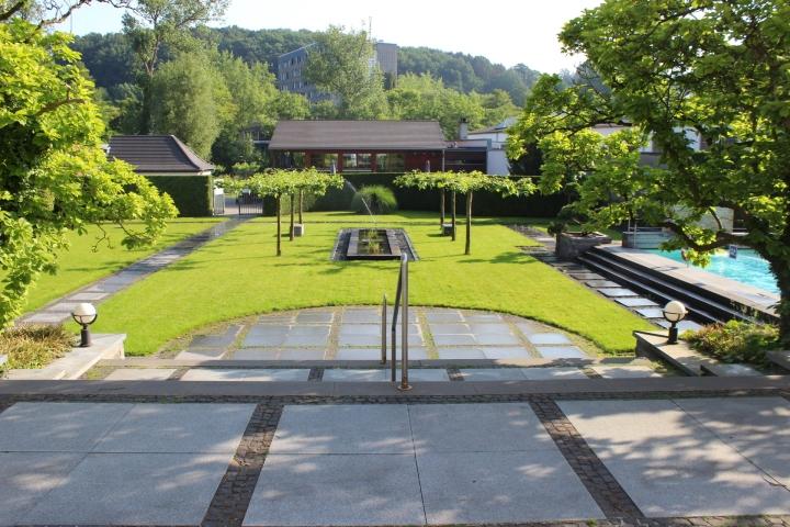 Villa Wesco Garten