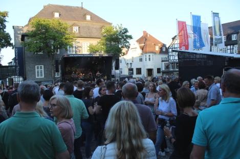 Brilon Musiksommer Marktplatz