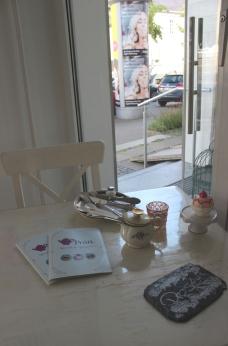 Café Prütt Eingang