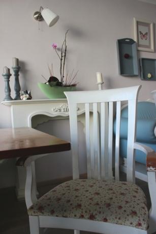 Café Prütt Stuhl