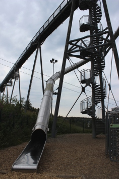 Erlebnisberg Kappe Brücke Endturm