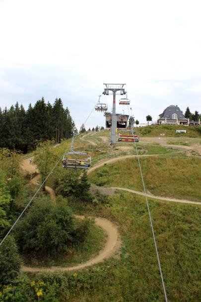 Erlebnisberg Kappe Mountainbike Berg