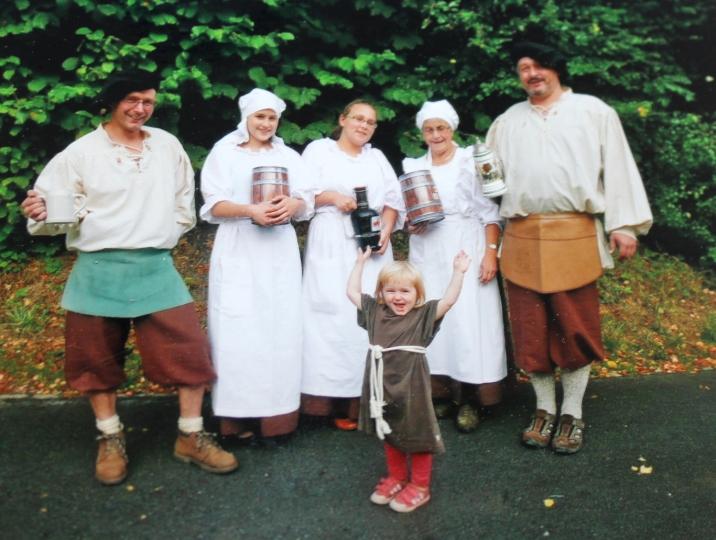 Metten Hefemännchen Schliprüthen Dorffest