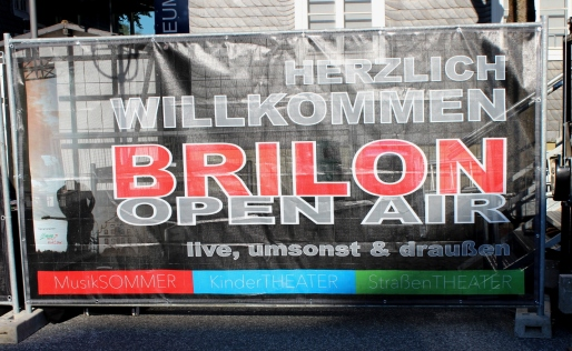 Musiksommer Brilon Open Air