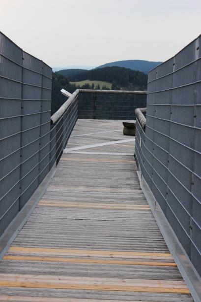 Panorama Erlebnis Brücke Winterberg