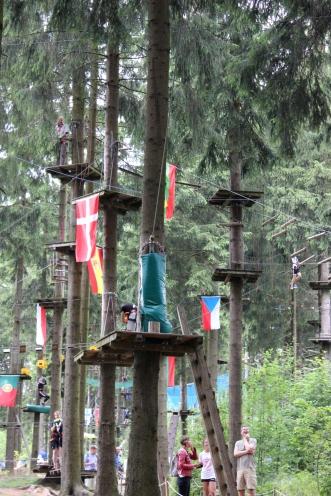 Winterberg Kletterwald