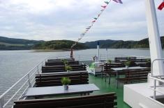 Biggesee Personenschifffahrt Deck I