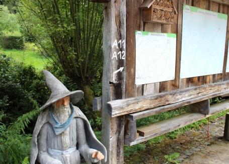 Heesfelder Mühle Wanderwege