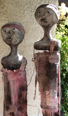 Julianas Märchenwelt Skulpturen Stoff