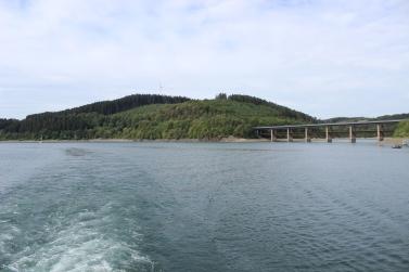 Personenschifffahrt Biggesee Brücke