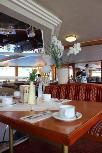 Personenschifffahrt Biggesee Kaffeetisch