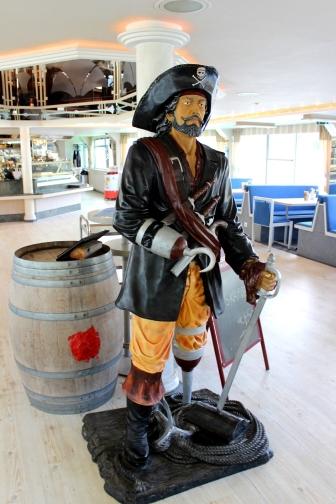 Personenschifffahrt Biggesee Pirat