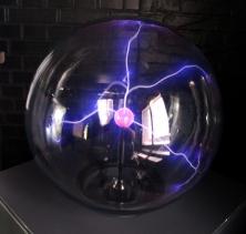 Phänomenta elektrische Kugel