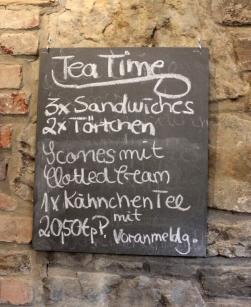 Tea Time Cottage Tea Time