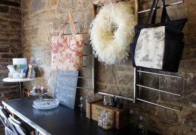 Tea Time Cottage Textilien