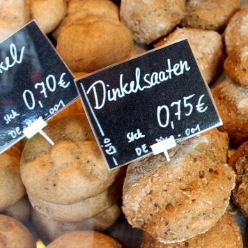 Attendorner Wochenmarkt Brötchen