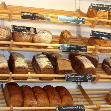 Attendorner Wochenmarkt Brot