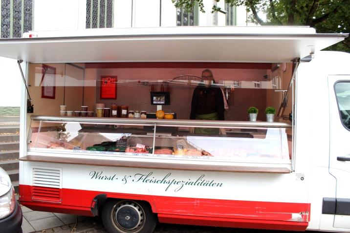Attendorner Wochenmarkt Fleisch und Wurst