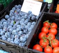 Attendorner Wochenmarkt Gemüse