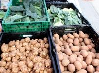 Attendorner Wochenmarkt Kartoffeln