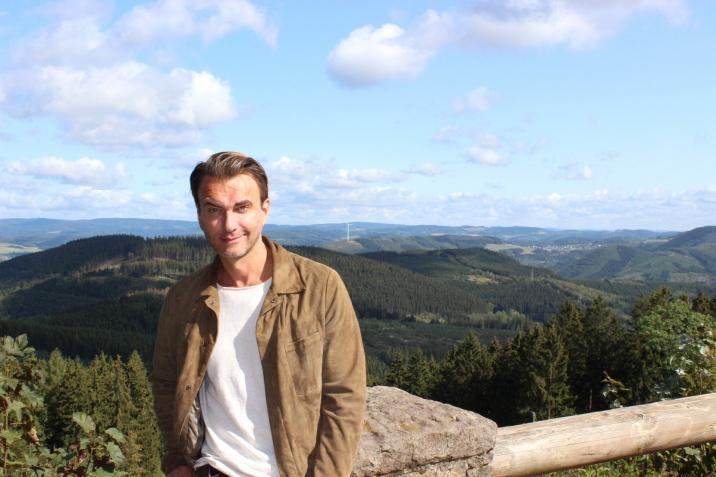 Jean-Marc Birkholz Aussicht Sauerland
