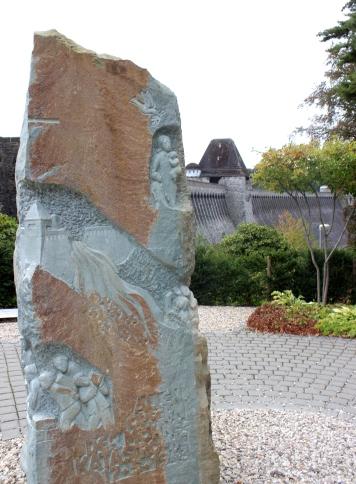 Möhnesee Gedenkstätte Stein